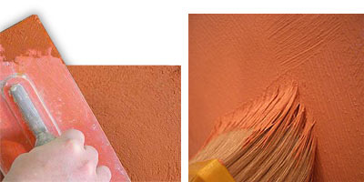 lime based plasters, coatings and paints