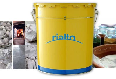 rialto lime based finishing
