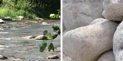 river limestones