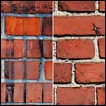 bricks and siliceous surfaces cleaner